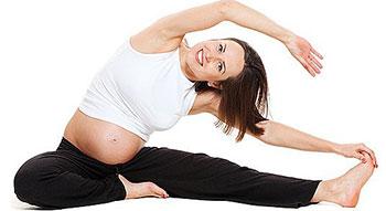 Yoga για εγκύους